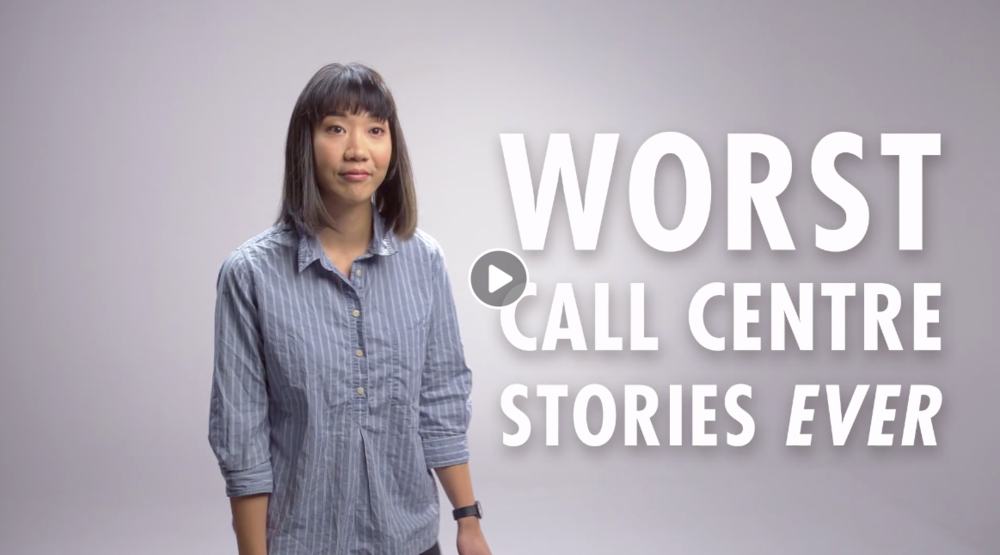Worst Call Centre Stories EVER (Hang Up on Abuse campaign)