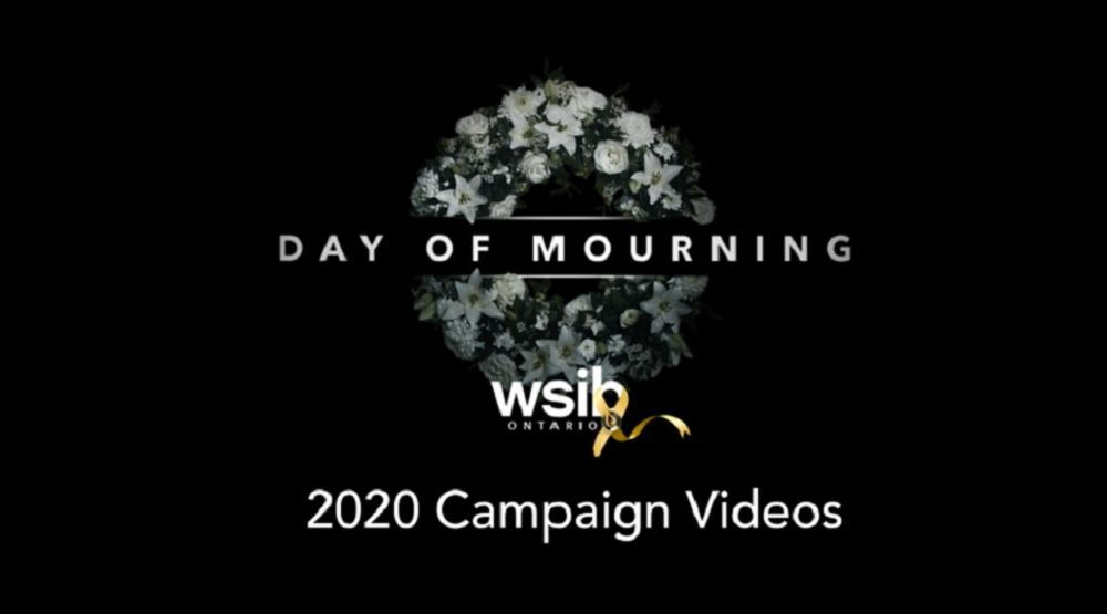 Day of Mourning 2020 - Videos