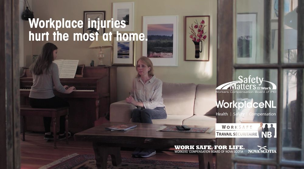 Workplace injuries hurt the most at home