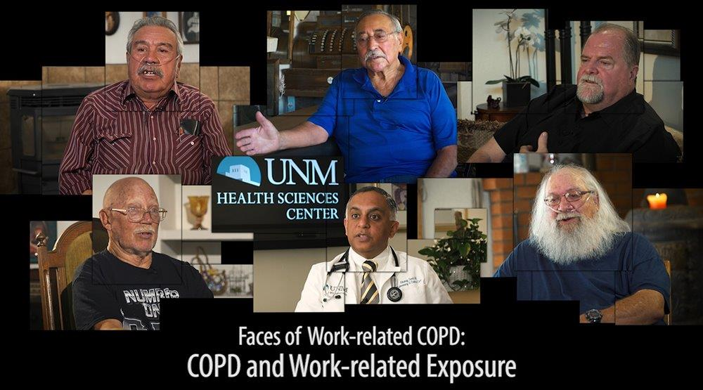 Faces of Work-related COPD - Work-related Exposure