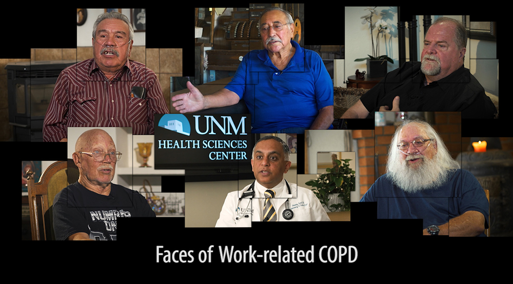 Faces of Work-related COPD - What is Work-related COPD?