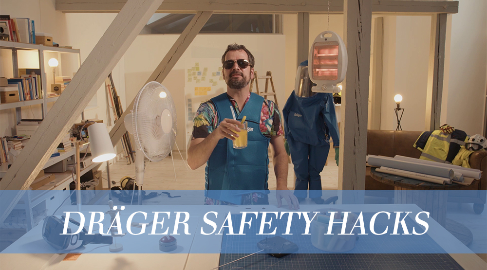 Dräger Safety Hacks - Vision Zero