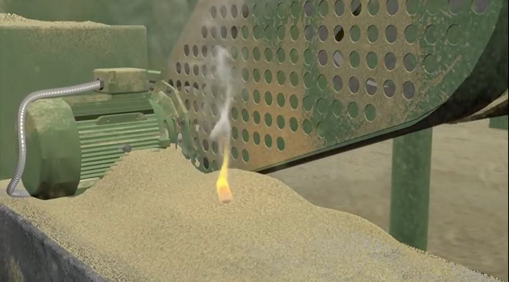 Combustible Wood Dust Explosions